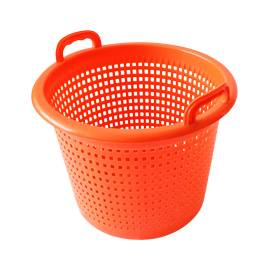 basket orange 44 l